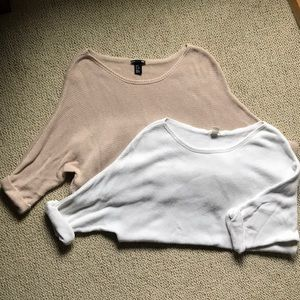 Basic H&M sweater bundle